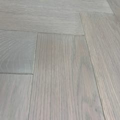 Oyster - parquet flooring:  Floors by Unique Bespoke Wood