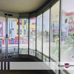 Albert Genau – Architectural Glazing Systems:  tarz Balkon