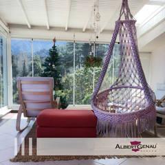Albert Genau – Architectural Glazing Systems:  tarz Teras