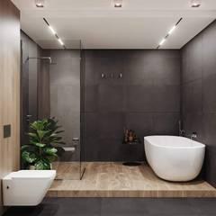 Bathroom by SHATOdesign