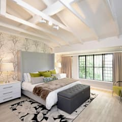 Modern style bedroom by CS DESIGN Modern