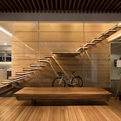 Stairs by Rakta Studio, Asian