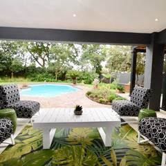 Home Renovation, Jukskei Park, Johannesburg:  Patios by CS DESIGN