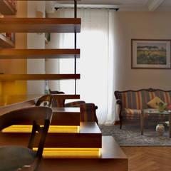 Escaleras de estilo  por Officine LAC