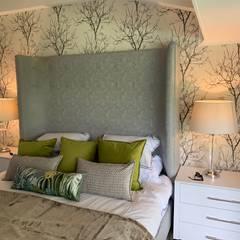 Home Renovation, Jukskei Park, Johannesburg:  Bedroom by CS DESIGN, Modern