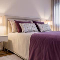 Apartamento Quartos clássicos por NOZ-MOSCADA INTERIORES Clássico