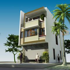Projekty,  Przestrzenie biurowe i magazynowe zaprojektowane przez CÔNG TY CỔ PHẦN XD&TM KIẾN TẠO VIỆT