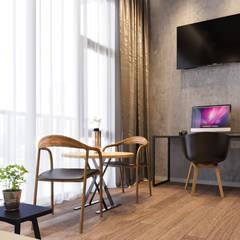 Hôtels de style  par abdulrahman_studio