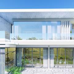 RESIDENT:  บ้านและที่อยู่อาศัย by GRID ARCHITECT THAILAND
