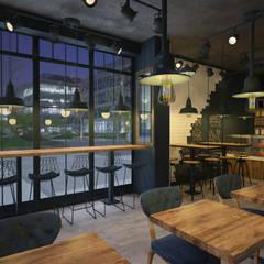 Bar & Klub  oleh VOGUE MİMARLIK ATÖLYESİ, Eklektik