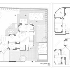 ΛRCHIST Mimarlık|Archıtecture – D.N. Evi:  tarz Müstakil ev,