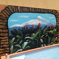 Garden Pool by dmg-graffitis,