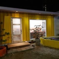 บ้านสำเร็จรูป โดย 茂林樓梯扶手地板工程團隊, อินดัสเตรียล