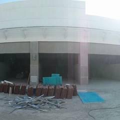 Shopping Centres by ARQUITECTO RICARDO ESCOBAR ACABADOS