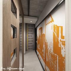 Rumah kecil by Joya Arquitecto