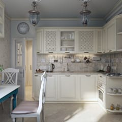 Small-kitchens by Zibellino.Design