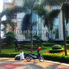 Projekty,  Podwórko zaprojektowane przez Tukang Taman Surabaya - flamboyanasri,