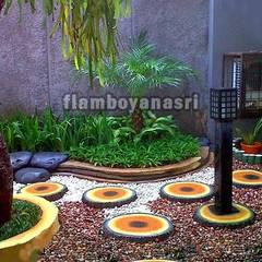 前院 by Tukang Taman Surabaya - flamboyanasri