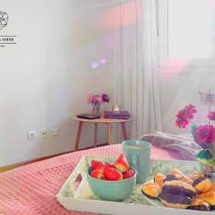 Piso Vacío en Montecerrao, Oviedo: Dormitorios infantiles de estilo  de A Primera Vista