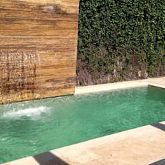 Refreshing - Piscinas y Jacuzzis: Bañeras de hidromasaje de estilo  por Corporación Siprisma S.A.C,