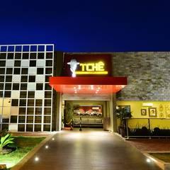 Restaurante com estilo: Espaços gastronômicos  por L2arquitetura