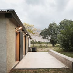 Passive house by BARRO arquitectos