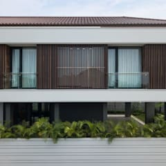 Single family home by CV Berkat Estetika