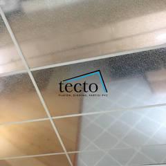 Techos planos de estilo  por Tecto Plafon,