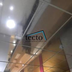 سطح مستوي / رووف مستوي تنفيذ Tecto Plafon,