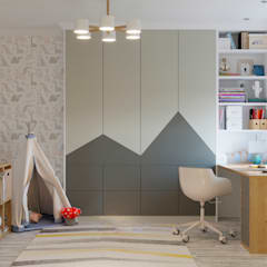 Nursery/kid's room by DesignNika