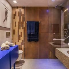 Baños de estilo  por M2T1