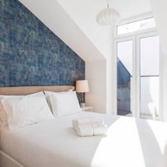 Traço Magenta - Design de Interiores BedroomAccessories & decoration