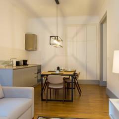 Traço Magenta - Design de Interiores ComedorAccesorios y decoración