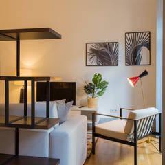 Traço Magenta - Design de Interiores Salas/RecibidoresAccesorios y decoración
