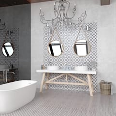 Bathroom by CERAMICHE MUSA