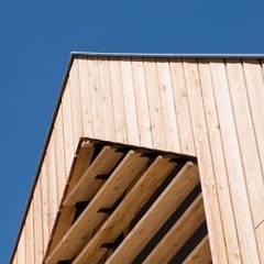 Duurzame vrijstaande woning | Studioschaeffer:  Huizen door Studioschaeffer Architecten BNA