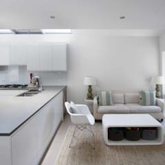 Side and Rear Extension – Herne Hill by Armstrong Simmonds Architects Modern