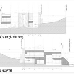 : Casas unifamiliares de estilo  por RCR Arquitectos