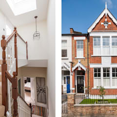Loft Conversion – Clapham:  Small houses by Armstrong Simmonds Architects