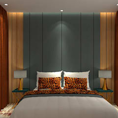 Residential Unit - Landed:  Bedroom by Trenocon Sdn Bhd