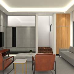 Residential Unit - Landed:  Media room by Trenocon Sdn Bhd