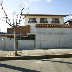 D-HOUSE: 株式会社田渕建築設計事務所が手掛けた一戸建て住宅です。,オリジナル