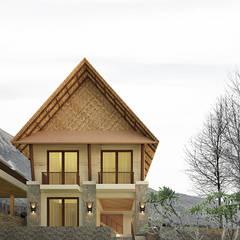 trabo villa:  Rumah by midun and partners architect