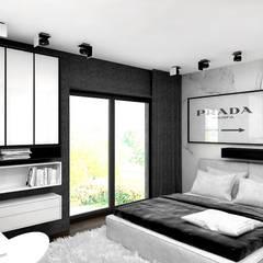 wyszukana aranżacja pokoju nastolatki: styl , w kategorii Pokój młodzieżowy zaprojektowany przez ARTDESIGN architektura wnętrz