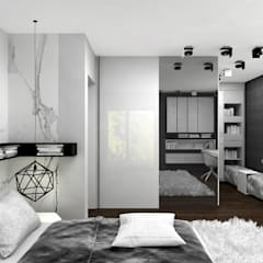 Teen bedroom by ARTDESIGN architektura wnętrz