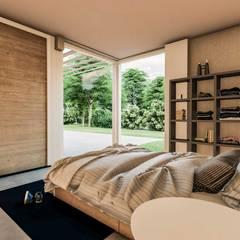 Levensloopbestendig wonen:  Slaapkamer door RABARB Architecten