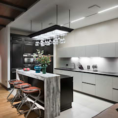 Neoclassical Virility : Кухни в . Автор – V.Concept studio