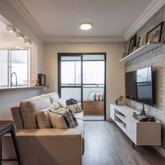 غرفة المعيشة تنفيذ Studio Elã