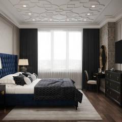 :  Small bedroom by tishchenko.com.ua