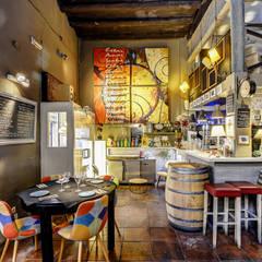Estel de Gràcia. Febrero 2019.: Locales gastronómicos de estilo  de Marcos Clavero (fotografía y vídeo)